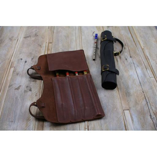Penny Whistle Case - 4 pockets
