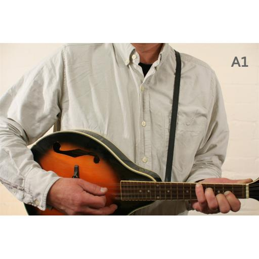 "MS37 1/2"" Mandolin Strap (A shape)"