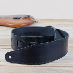 BS53 Wide Bass Strap - Black