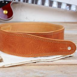 GS41 Guitar Strap - Tan