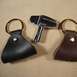 Drum Key Holder & Key Ring