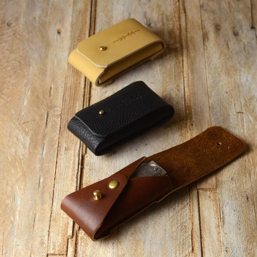 Single Harmonica Belt Pouch