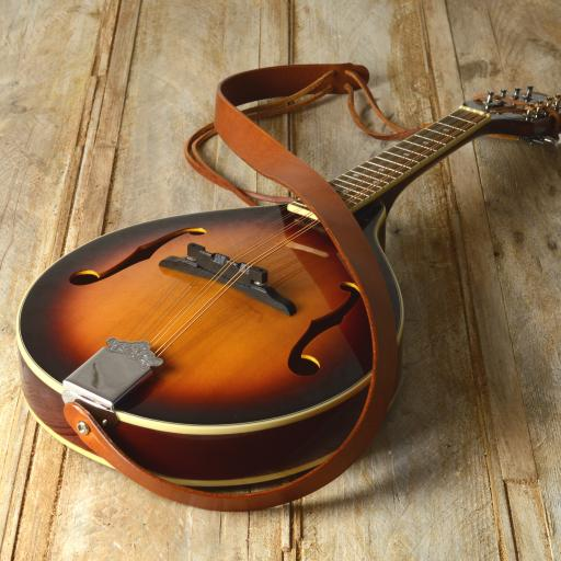MS50 Mandolin Strap - Tan