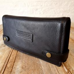 Twelve-Pack Leather Harmonica Case - special offer