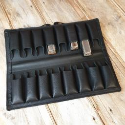 16-Pack Leather Harmonica Case - special offer