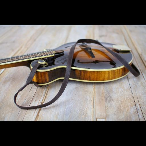 "MS37 1/2"" Mandolin Strap (F shape)"