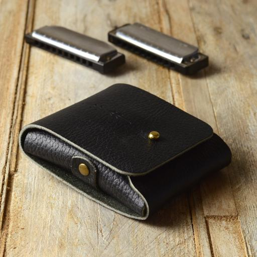 double harmonica belt pouch black DSC_0579.jpg