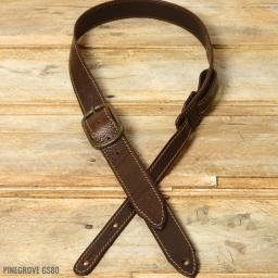 GS80 guitar strap brown white DSC_0936.jpg