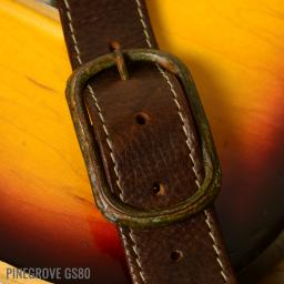 GS80 guitar strap brown white DSC_0881.jpg