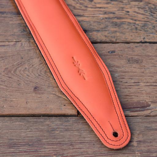 BS63 Orange Guitar Strap - special offer (old stock) SOLD